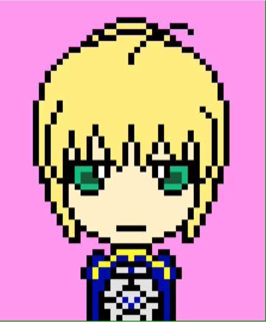 ☆ドット絵アイコン作ります☆似顔絵からアニメキャラまで☆