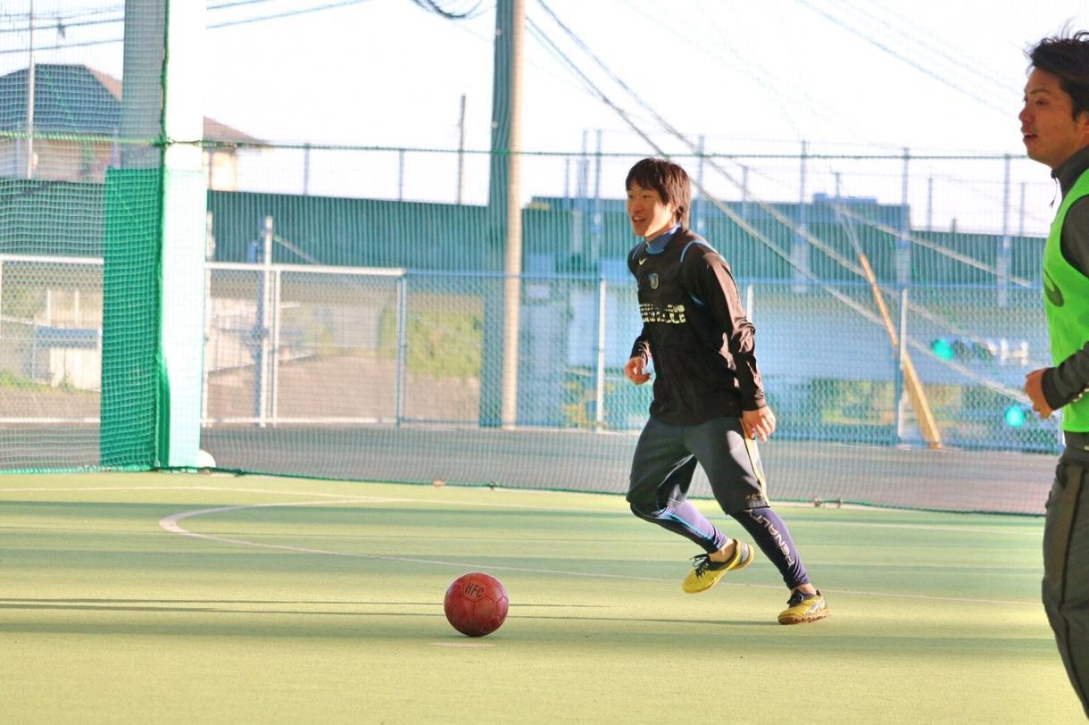 サッカーの練習・自主練内容をご提供します サッカーが上手くなりたいと思っている方へ