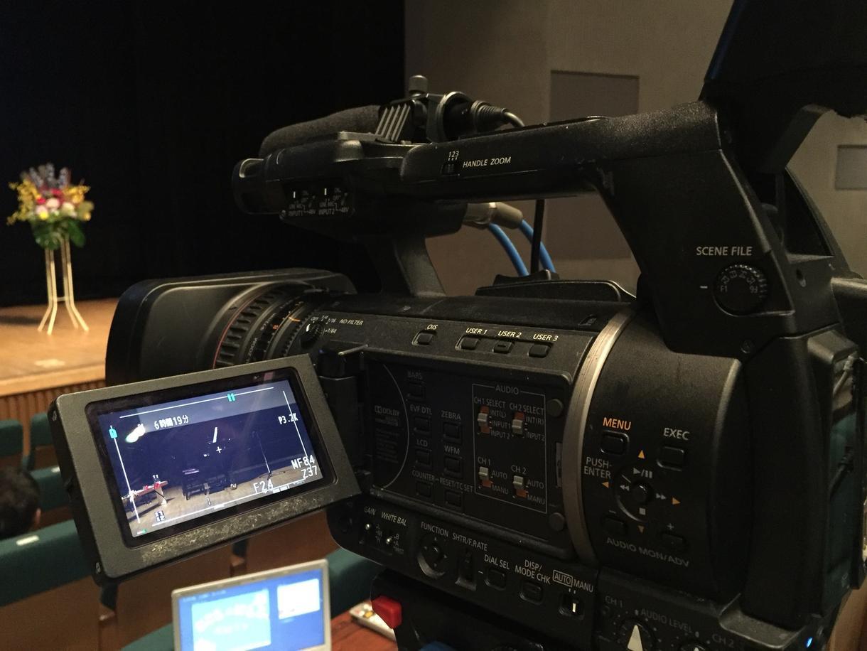 超おすすめ!イベント・ライブ時の困ったを解決します 映像記録することの重要性がわかります!音楽活動・演劇に最適!