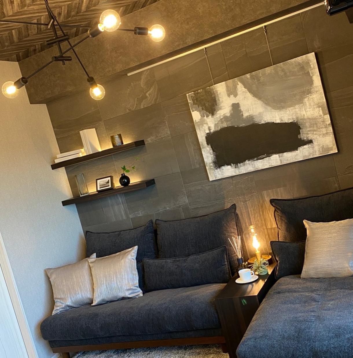 オフィスやお家にマッチした絵の制作できます 雰囲気の依頼にガッツリお応えします! イメージ1