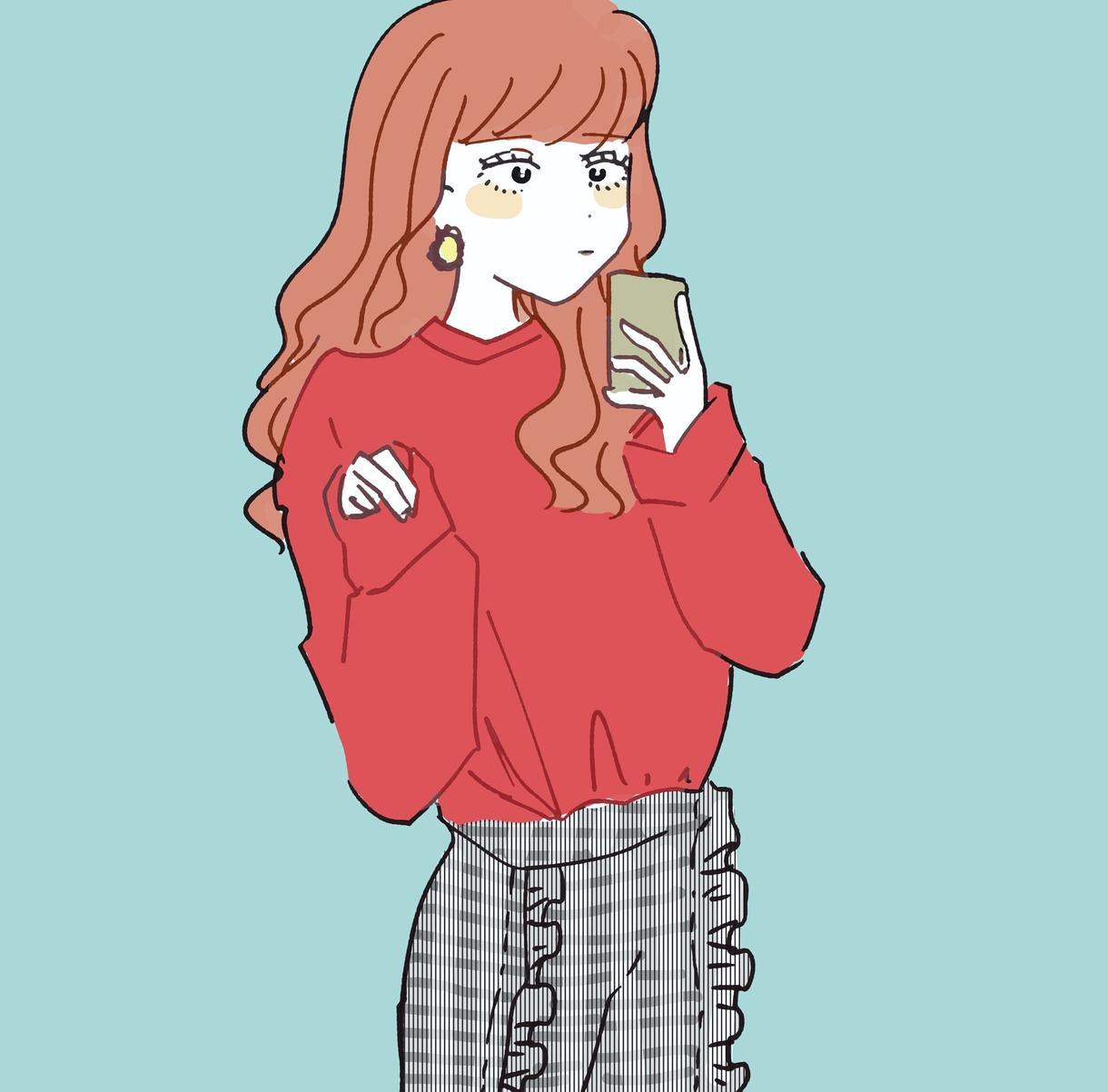 かわいい おしゃれな 女の子 髪型 イラスト Khabarplanet Com