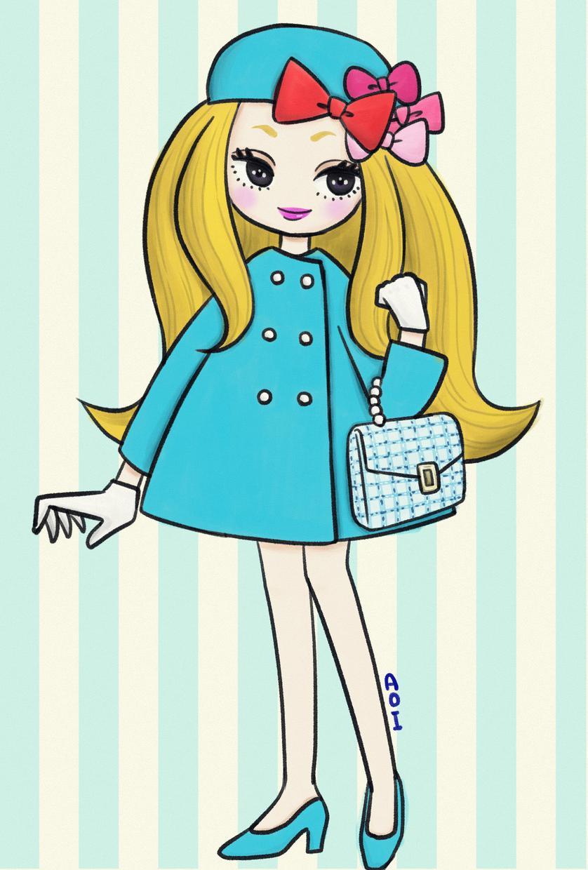 あなただけのキャラクター衣装、デザインします オシャレなファッションでキャラクターの魅力をUPしませんか?