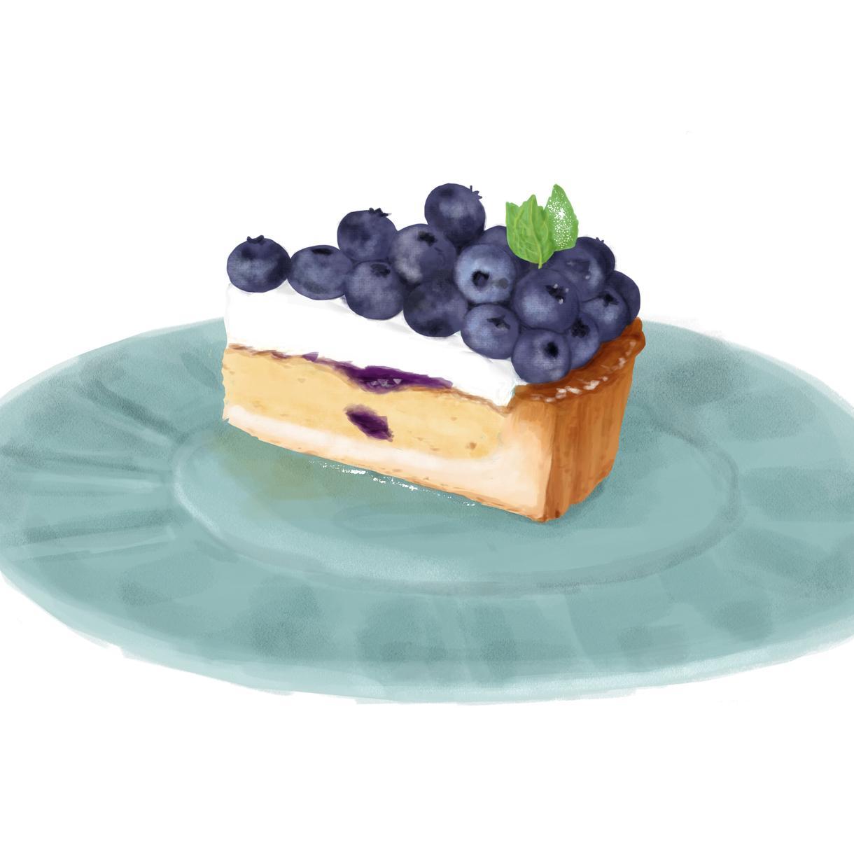 食べ物飲み物のイラストを作成します メニューやWebサイトなどに! イメージ1