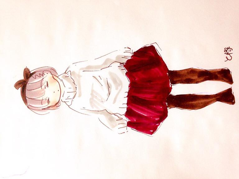 手描きの人物画を制作します SNSのアイコン画像にもお使い頂けます。
