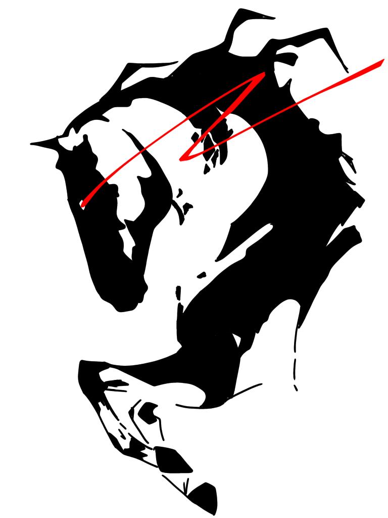 シンプルな線画イラスト描きます タトゥーなどや色ぬりに使えそうな線画作ります!