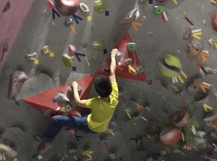 初めてのボルダリング~脱初心者!お手伝いします 初ボルダリングが不安な方、4~6級の壁を越えたい方へ!