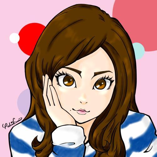 手描きでカッコよく☆可愛く♡お描きいたします SNSのアイコンやプレゼント等のご注文も承ります!