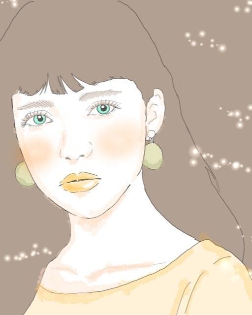 女の子の似顔絵描きます 芸人やってます。色々な感じの似顔絵書きます。 イメージ1