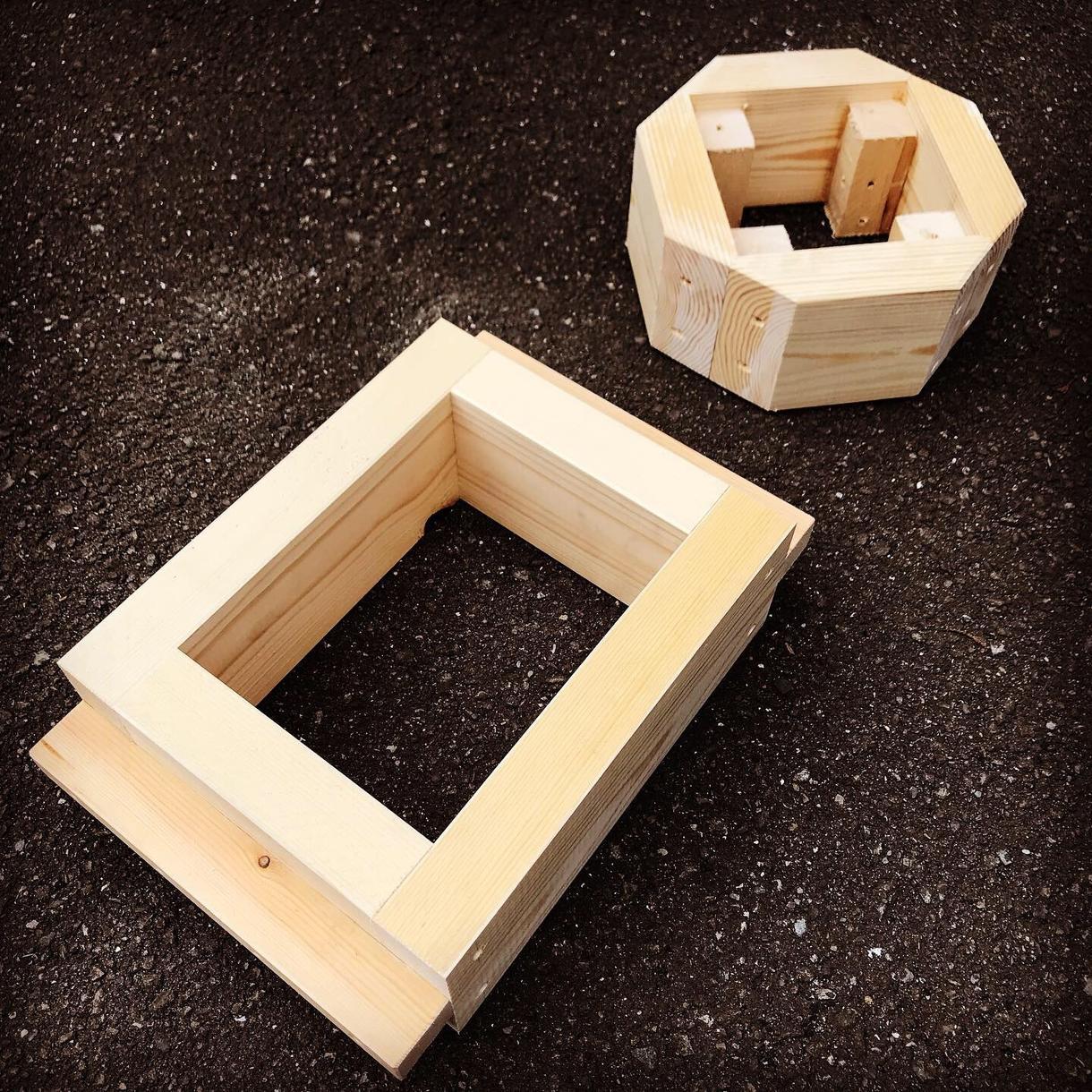 あなたに代わって木工製品の作成します 無垢材で好みの形や希望サイズの木製品を作成代行します。