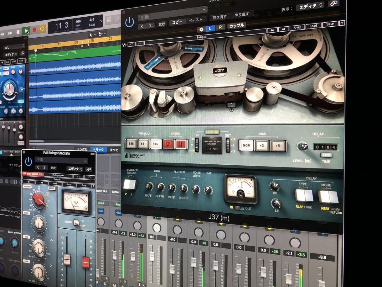 音楽制作歴20年!イメージに合った楽曲を提供します オリジナル曲・デモ曲作り・YouTubeのBGMのお手伝い!