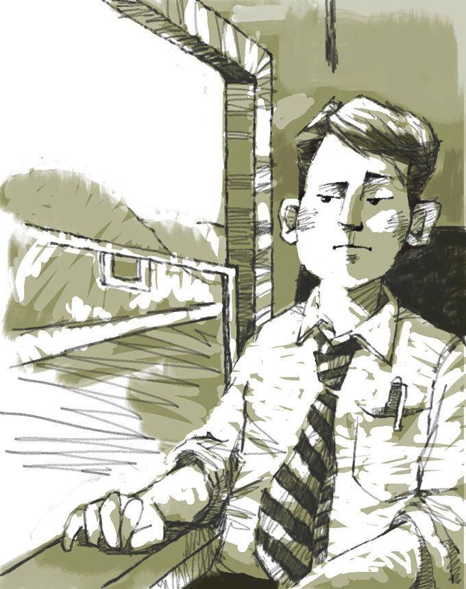 フライヤー、挿絵、ポスター、イラスト描きます 情緒ある手描きイラストでホンワカ。 イメージ1
