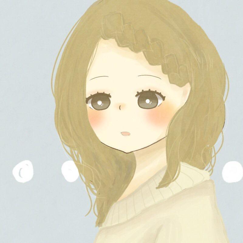 ゆるふわ女の子描きます(*´▽`*)