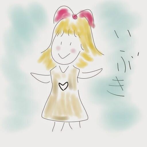 あなたの守護天使をイラストにします 元気になりたいとき、天使に会ってみませんか イメージ1