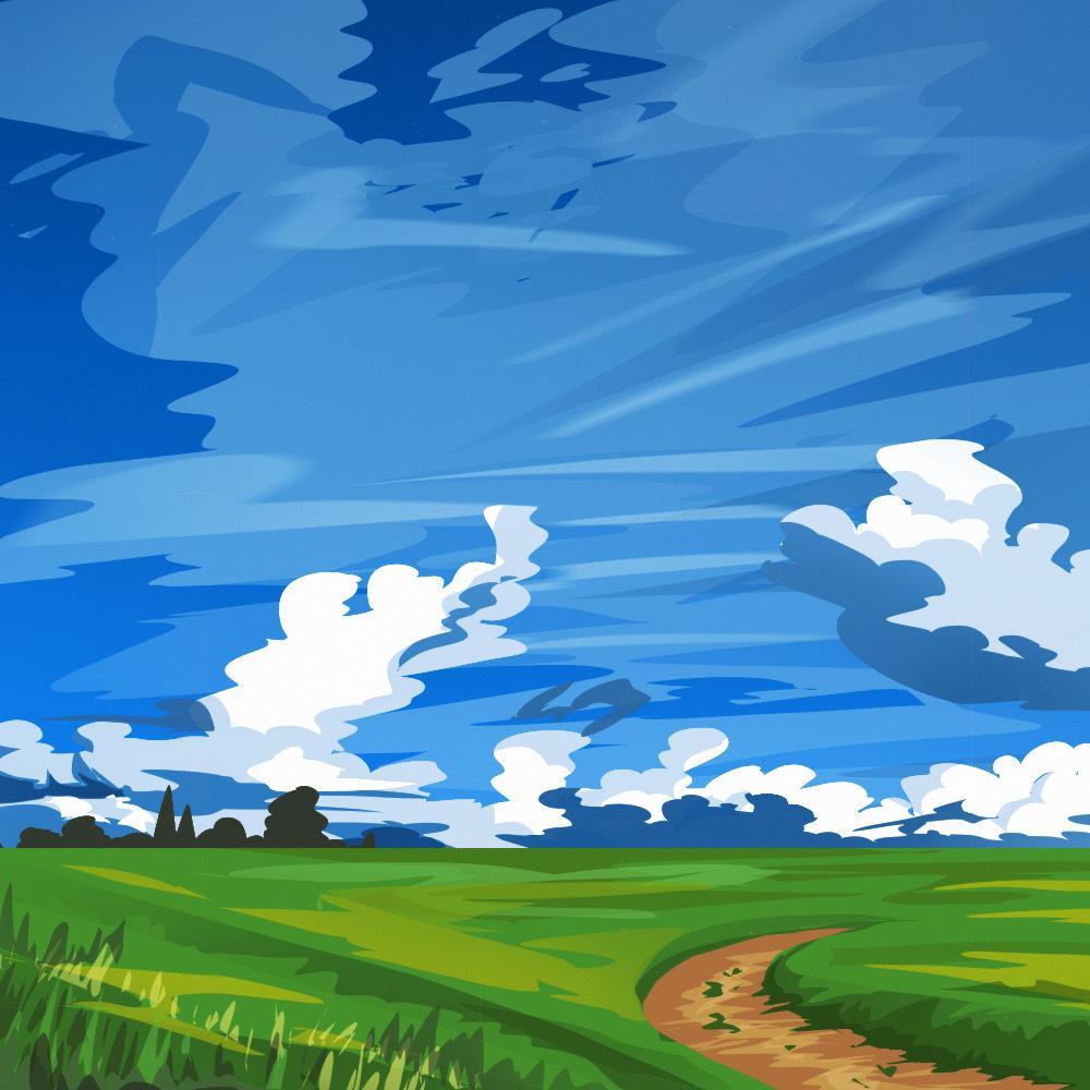 あなたの撮った写真をイラストにします 綺麗な風景などの思い出の一枚を描かせていただきます✨ イメージ1
