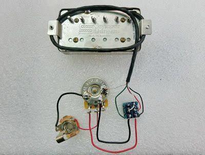 エレキギター・ベースの基本的な配線教えます 配線修理を自分でやってみたいけど、《何だか難しそう》の方に!