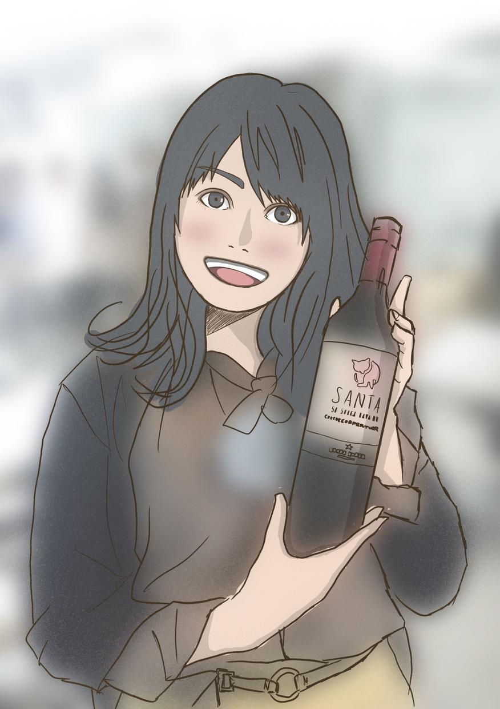 似顔絵を描きます SNSやプレゼント等に最適なイラスト作成いたします。