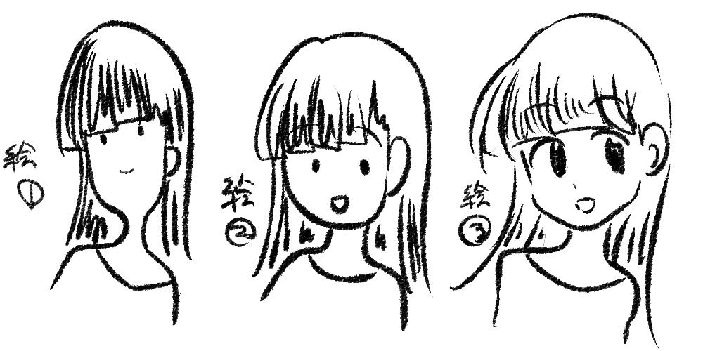 絵柄三種類!ゆるっとシュールなイラスト描きます ミニイラスト、アイコン、一コマ漫画などご相談ください