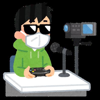 Twitchでのゲーム配信中に宣伝をします ゲームのイベント企画やご自身のページなどを宣伝します