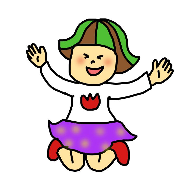シンプルで可愛いイラスト描きます シンプル系が好きな人へオススメです!