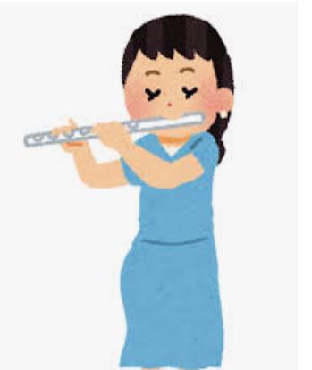 彩音【簡単】フルート教えます 初めての方、経験者でもOK楽しくフルートを学べます!