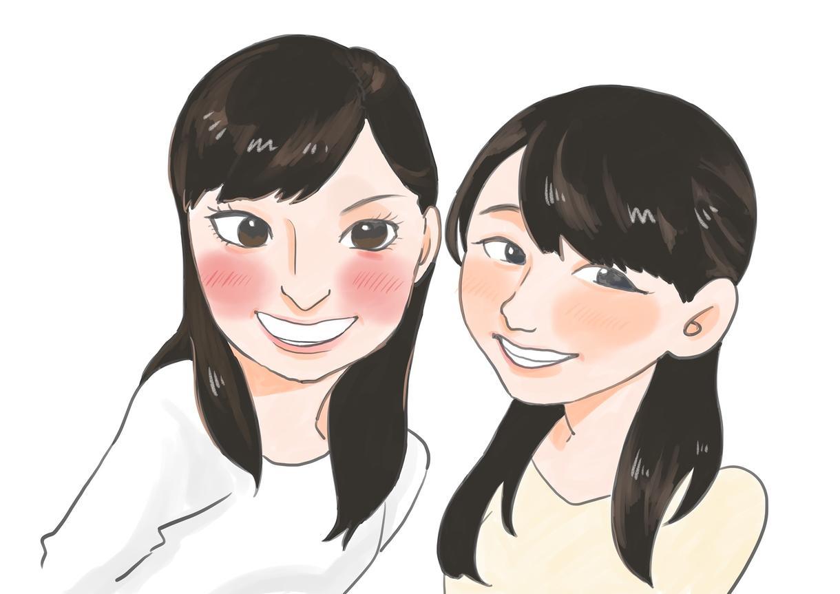 イラスト制作します 似顔絵、挿絵、ポスターなど、様々なジャンルに対応可能です! イメージ1