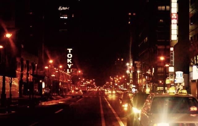 東京都内でネオン街・夜景撮影承ります。
