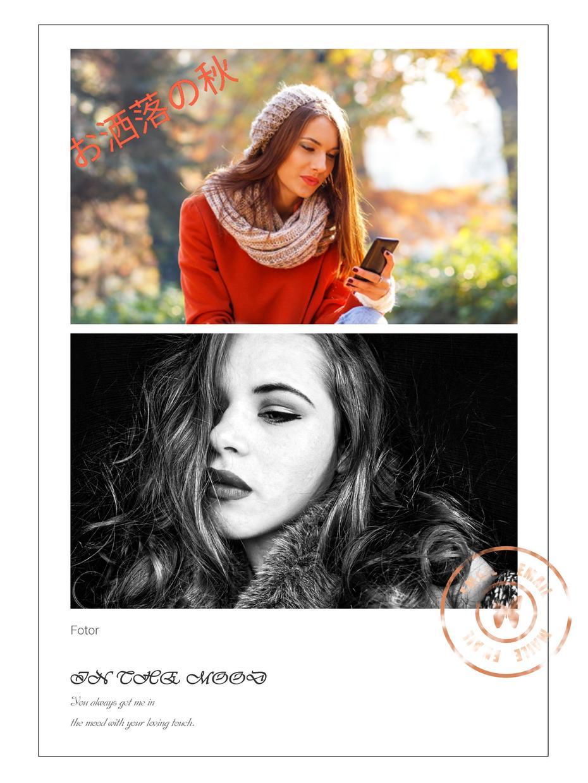 女の子らしを感じます 女性らしさを感じさせる秋とお洒落する女性の表紙