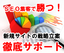 新規サイトの企画・設計・構成を代行します SEO(検索エンジン最適化)に特化したサイト企画 イメージ1