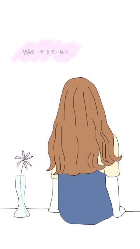 韓国語で画像に文字入れします 手書きのハングルで可愛いメッセージを送ろう!