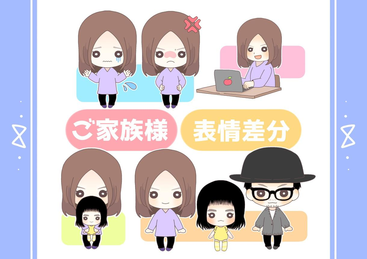 とにかくかわいい!【ぷにぷにアイコン】描きます 男の子も女の子もオリキャラも!ぷにぷに可愛い絵柄です!