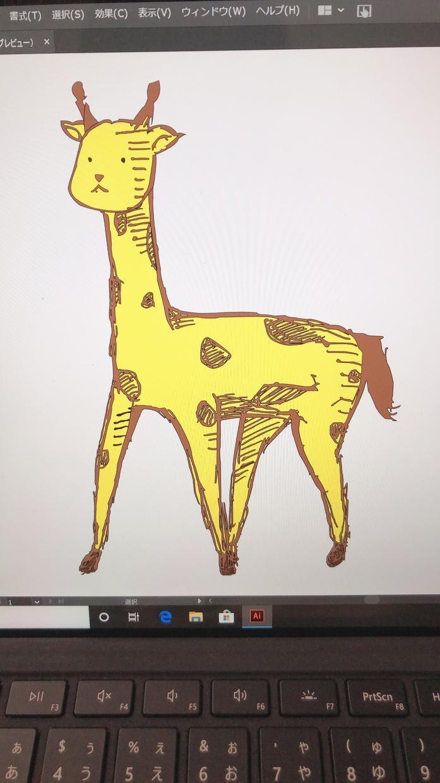 オリジナルキャラのイラストをデザインします 絵や想像をイラストレーターで描き起こします。