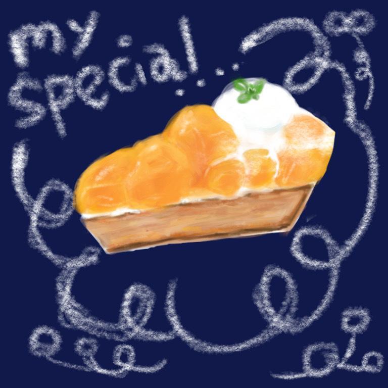 10点セット!お好きな食べ物イラストお描きします カフェメニューやフードパンフレットに♪ イメージ1