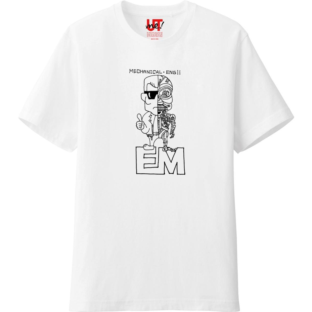 世界で1枚、あなただけのTシャツを作ります 現役大学生があなたのご要望に合わせて1からデザインします。