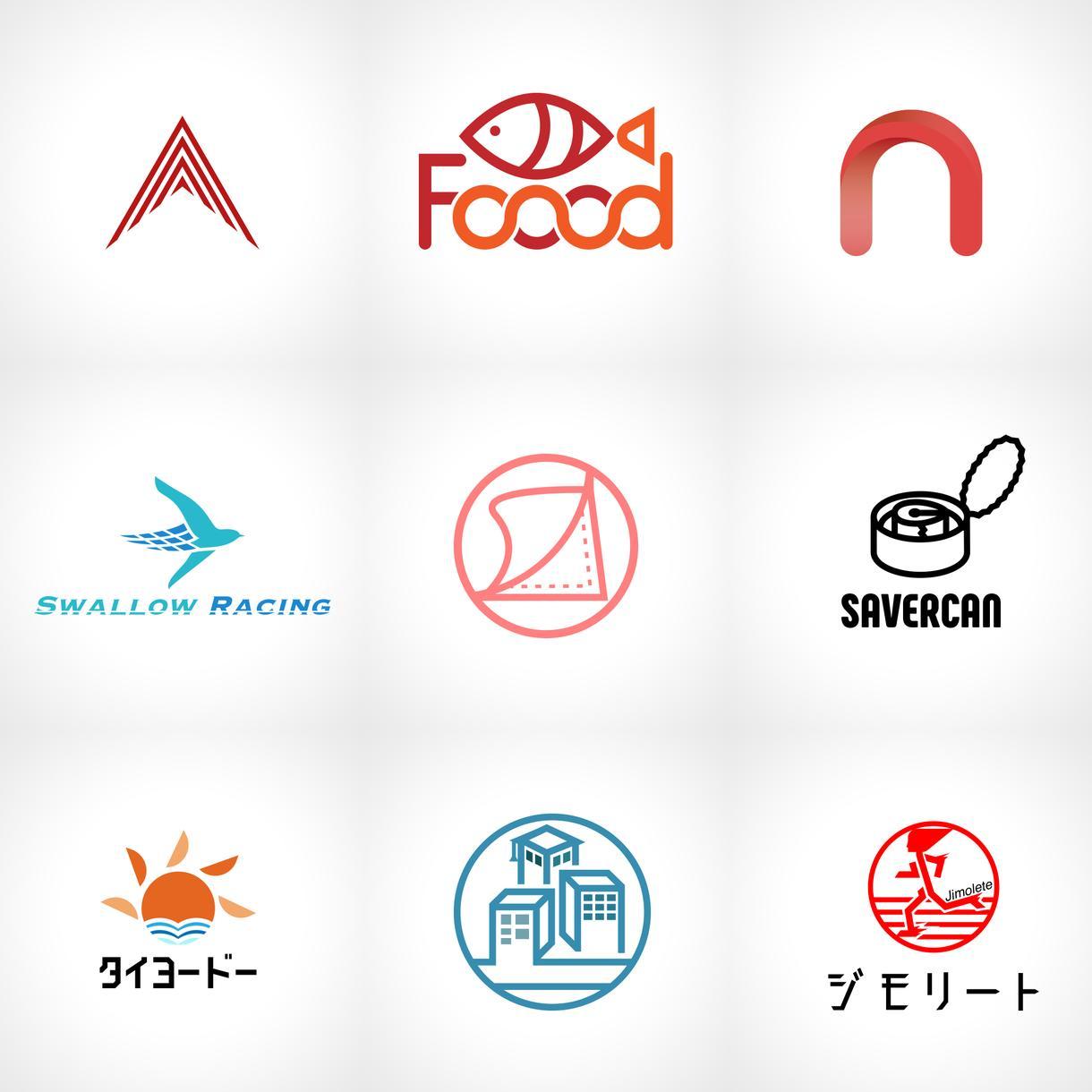 ななめうえのロゴデザインいたします 他とは一味違う「良い違和感」を感じるデザインをご提案します
