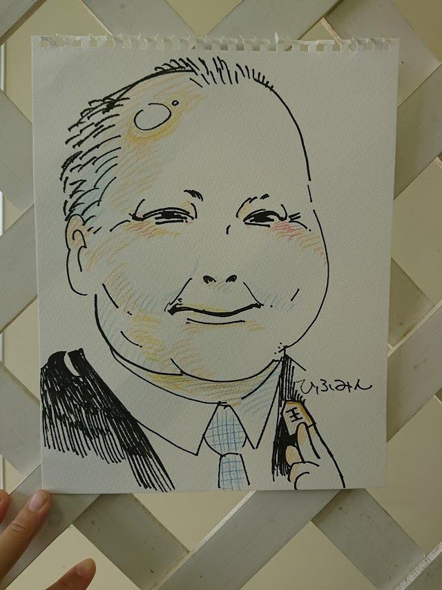 現役の美大生が、似顔絵を、描きます 武蔵野美術大学の油絵専攻の学生です。クオリティに自信しかない