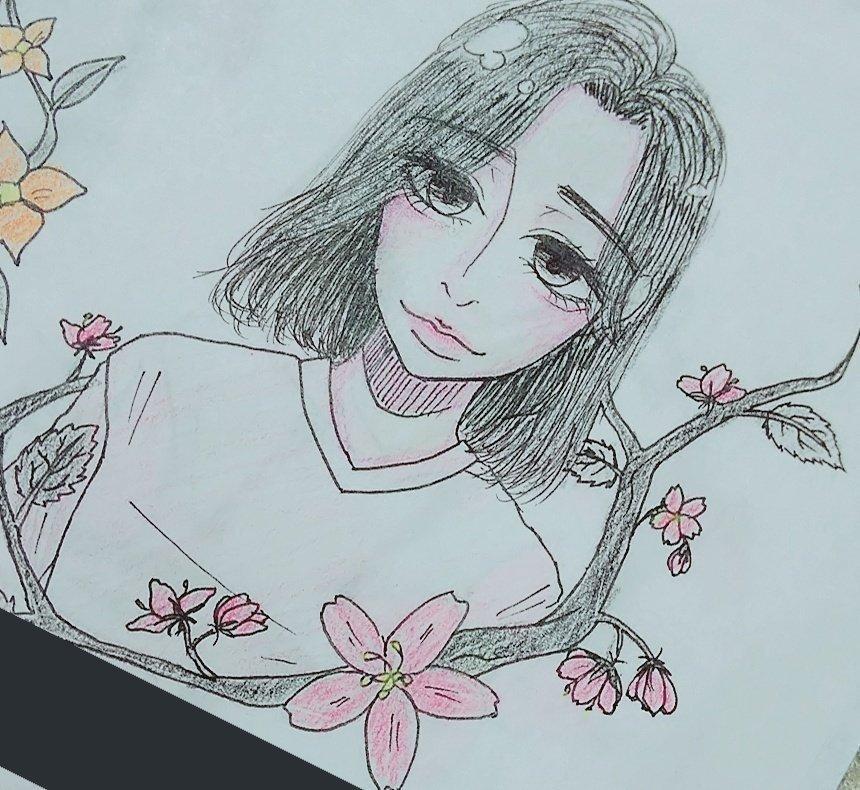 少女漫画チックな可愛いイラスト描きます 自分だけのアイコンが欲しい!そんなあなたに