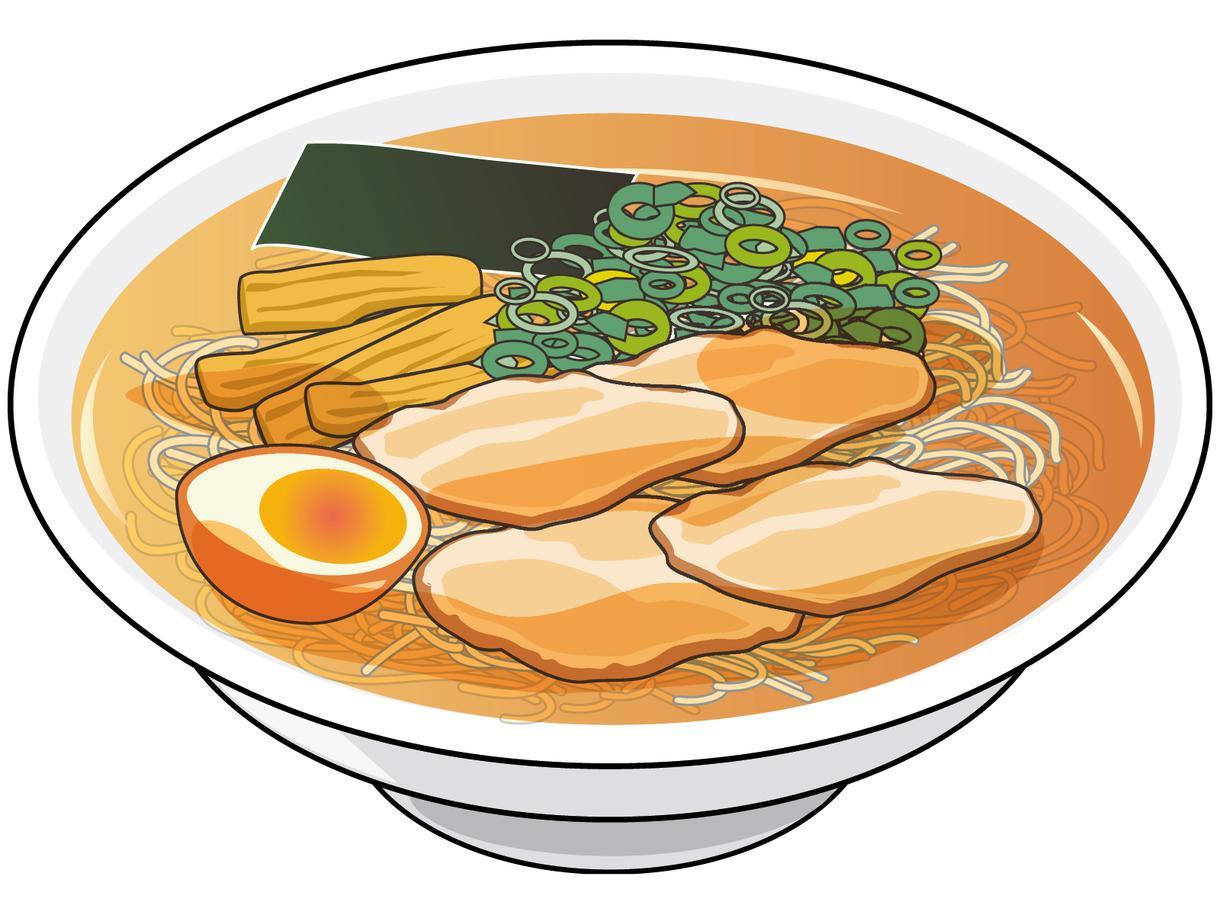 ai納品可能/食べ物のイラスト作成します 広告やwebサイトに食べ物のイラストが欲しい方にオススメ