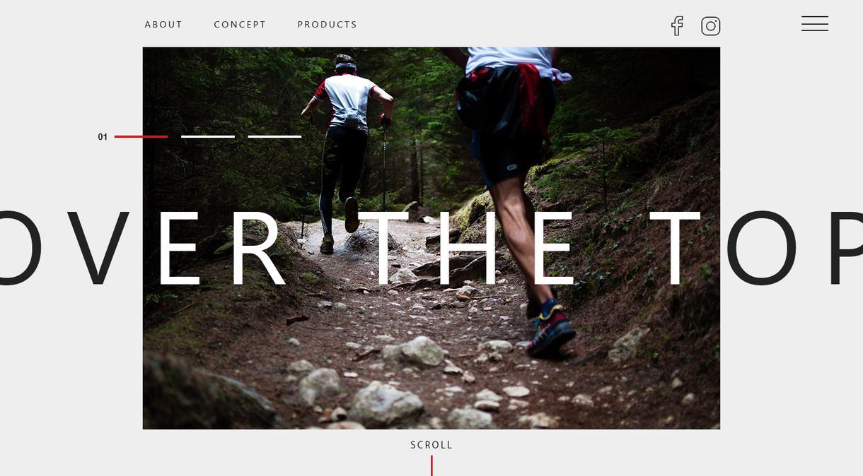 おしゃれでモダンなホームページ制作します ☆Googleに好かれるデザイン☆オリジナルデザイン☆ イメージ1