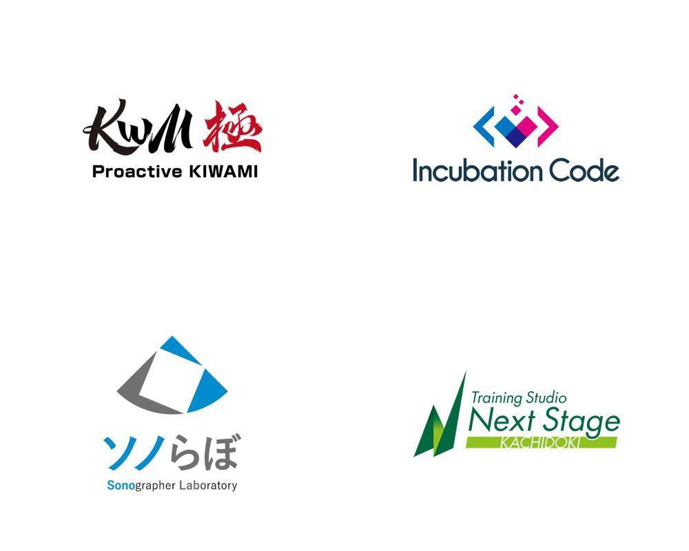 会社・企業・お店・個人のSNSなどのロゴ、マークを制作します!現役デザイナーよりデザインします!