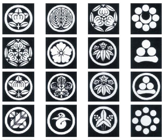 取引先には言えません。オリジナル『家紋』がワンコイン!!現役グラフィックデザイナーが作成します。