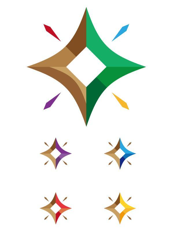 他にはない、個性的なロゴを作ります 経験豊富なデザイナーが制作いたします。ご気軽にご相談ください