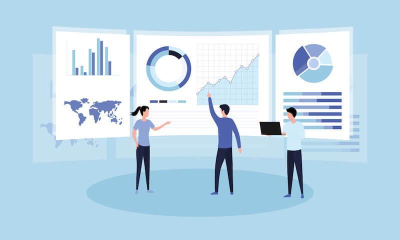 データ分析などマーケティング業務全般を請け負います データ分析、リサーチ、データ収集などお気軽にご相談ください。 イメージ1