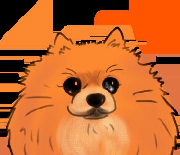 ペットのイラスト描きます Twitterのアイコンなどにおすすめ! イメージ1