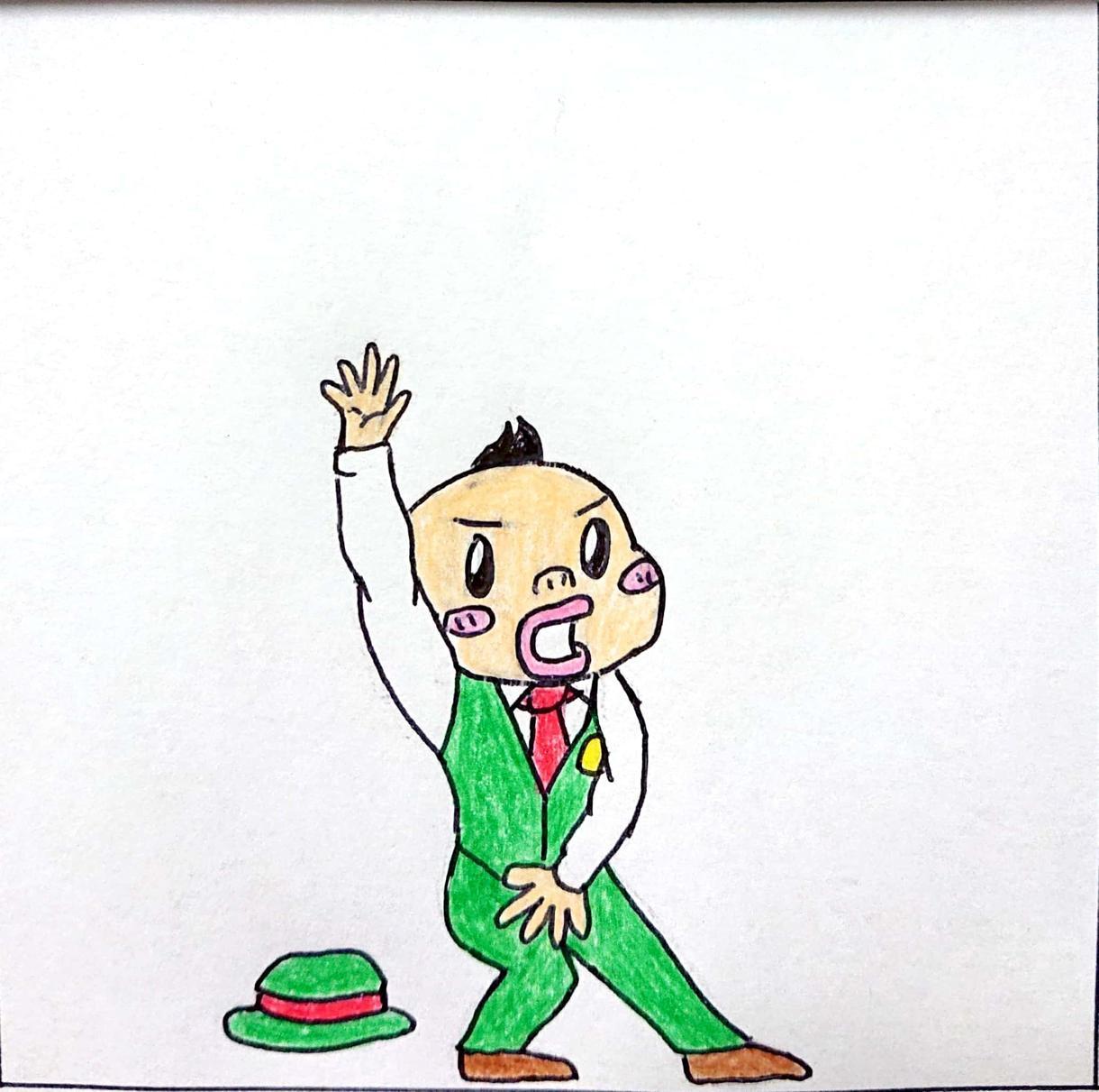 世界にひとつ『あなただけのマンガ』描きます あなたの言葉をマンガにのせるお手伝いをします イメージ1