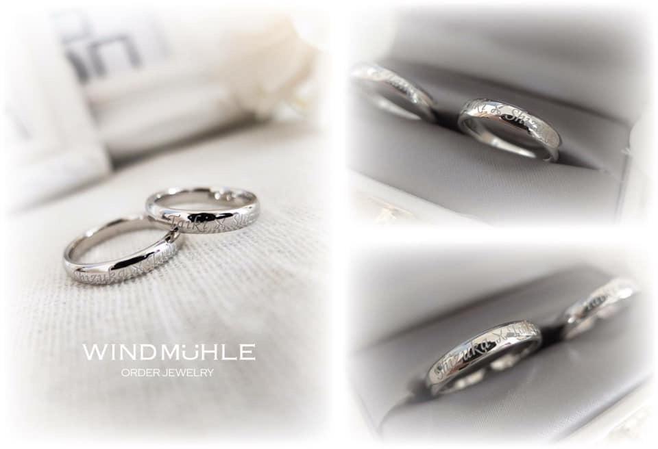 世界に1つのマリッジリング(結婚指輪)作ります 個人だからこその最高のジュエリーとコスパを実現します⭐︎