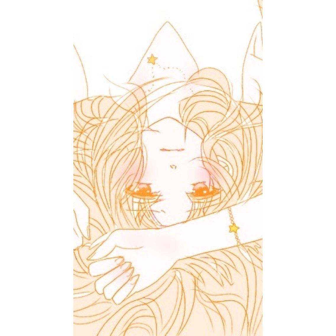 切ない系女子のイラスト描きます iPhoneで一発手描きです。 イメージ1