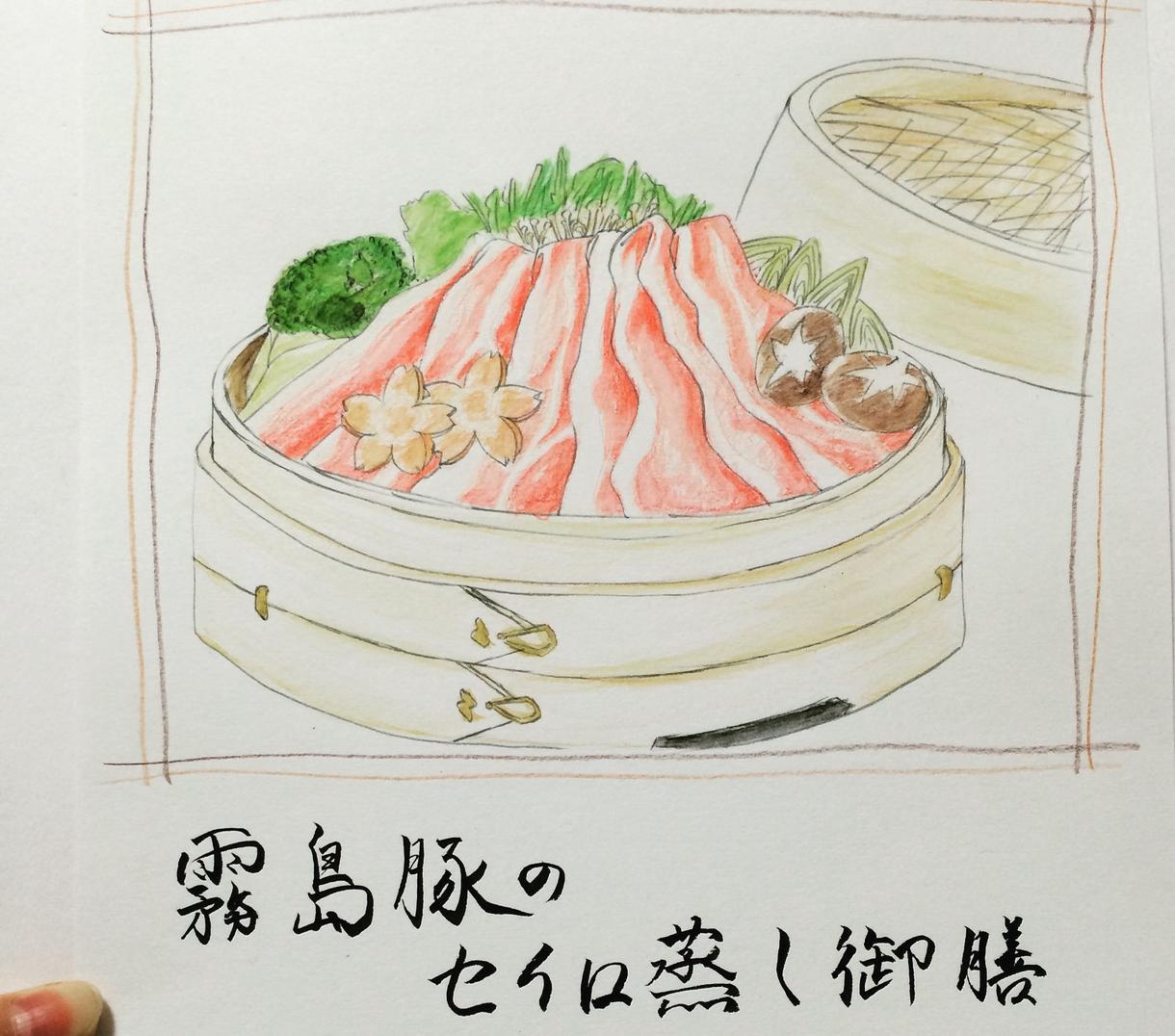 ご要望のイラストお描きします![オリジナル、アニメキャラ、風景画、食品画ect.]