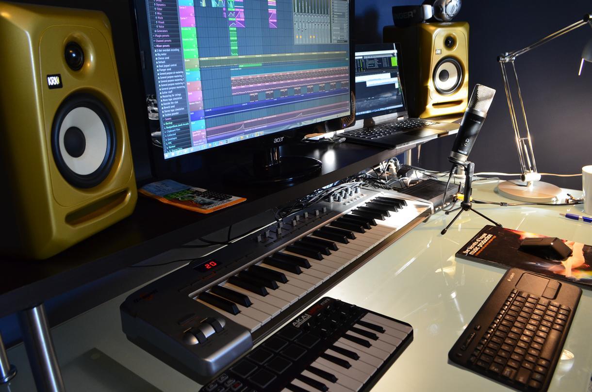 制作中の曲を高品位にアレンジします 制作中の曲で行き詰ったり、完成度が今一歩の曲をアレンジします