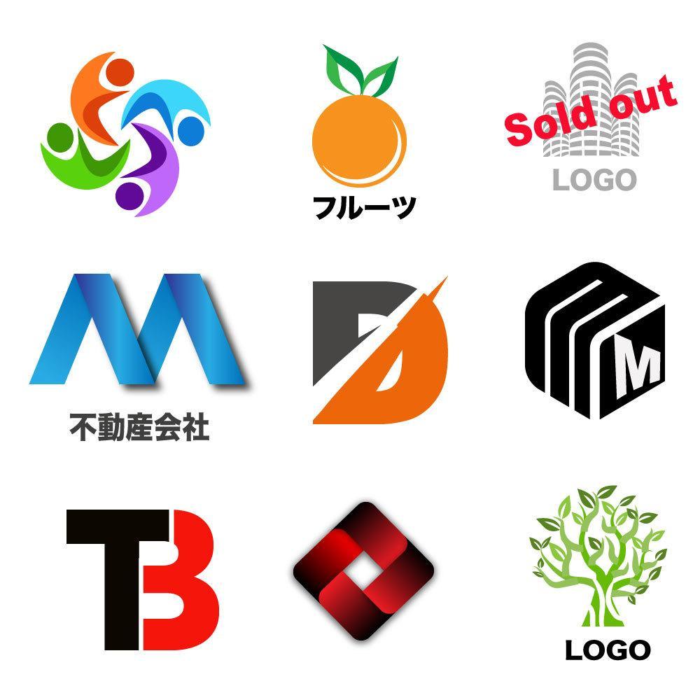 Ai 無償!3提案! 素敵なロゴをデザイン致します 特別な価格!ハイクオリティ!ビジネス用ロゴを制作致します!