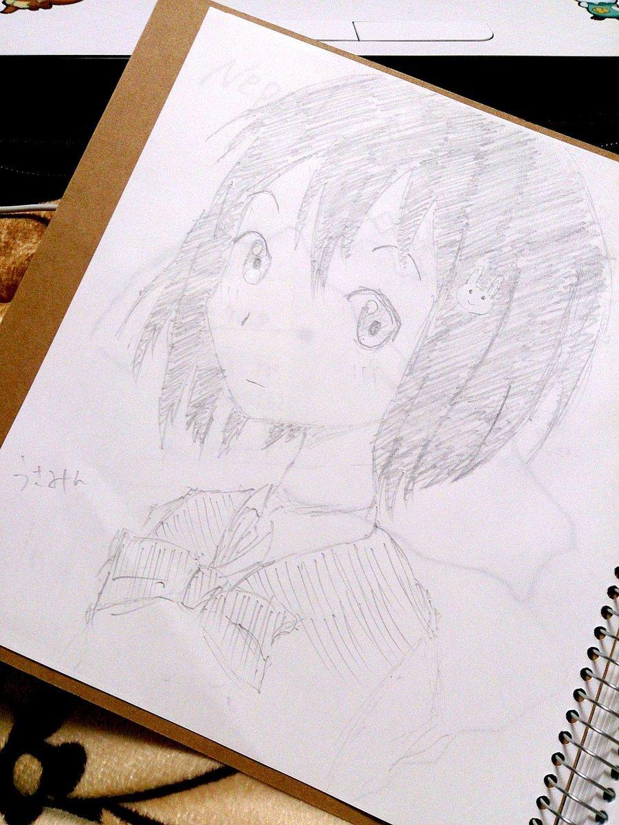 イラスト描きます。【アナログ】